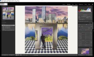 Soft proofing in Adobe Lightroom